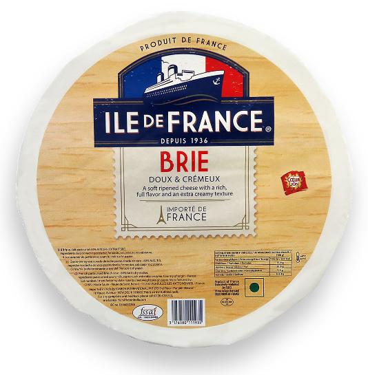 Ile de France Grand export brie