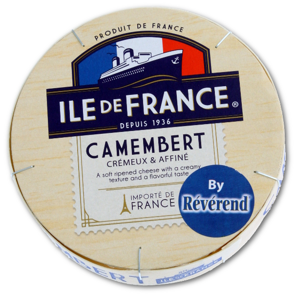 Ile De France Camembert from Normandy