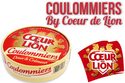 couer de lion coulommiers cheese
