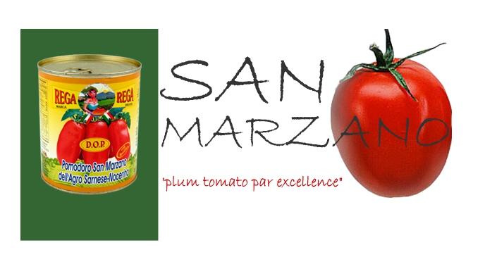 DOP San Marzano Tomatoes
