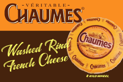 Chaumes 2 kilogram washed rind cheese